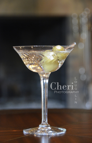 Traditional Martini 1-1/2 ounce Dry Gin 3/4 ounce Dry Vermouth Olive or Lemon Twist – according to preference