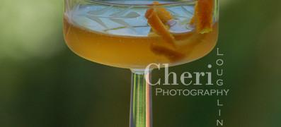Brainstorm 2 ounces Irish Whiskey 1 ounce Sweet Vermouth 1/4 ounce Benedictine Orange Twist Garnish