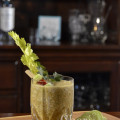 it's time to get your Green Mary on! Fresh cucumber