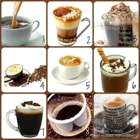 9 Hot Coffee Recipes The Intoxicologist