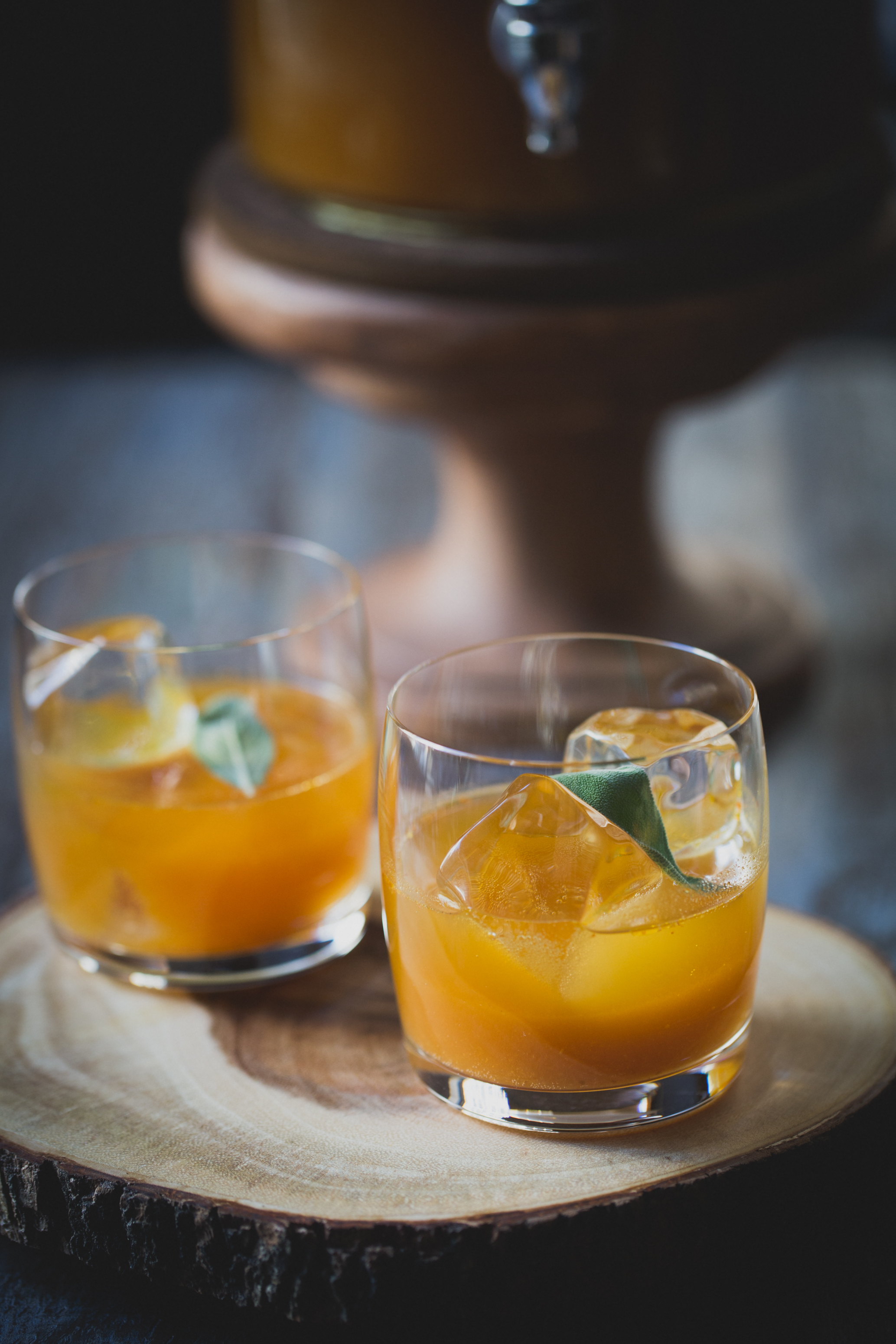 ron zacapa vine's & leaves punch | the intoxicologist