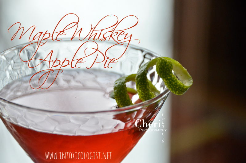 Crown royal maple whiskey apple pie the intoxicologist forumfinder Image collections